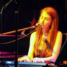 Solo Piano & Voice Jazz by Emiley Schattman  at Le Colonial Lounge