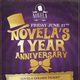 Novela 1 Year Anniversary BLOCK PARTY!