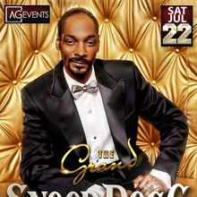 SNOOP DOGG AT THE GRAND