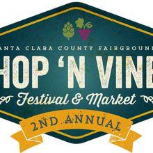 2nd Annual Hop 'N Vine Festival & Market