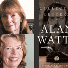 JOAN WATTS & ANNE WATTS at Books Inc. Berkeley