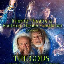 The Gods Are Not Happy! A Dark Comedy for Dark Times