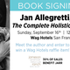 The Complete Holistic Dog Book Q&A and Signing w/ Jan Allegretti