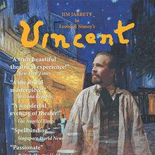 'Vincent' Written by Leonard Nimoy, Starring Jim Jarrett