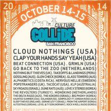 Culture Collide International Music & Arts Festival