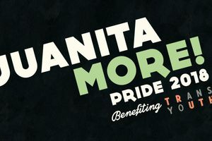 Juanita MORE! Pride 2018 Ni...