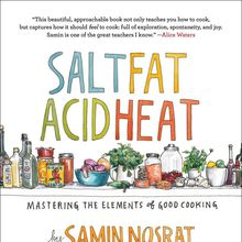Samin Nosrat & Wendy McNaughton: Salt, Fat, Acid, Heat