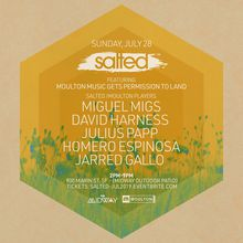 SALTED x Moulton Music Permission to Land