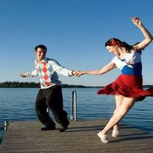Learn Popular Lindy Hop Dance**1st Session FREE**(No Partner Needed)