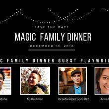 Magic Family Dinner 2018