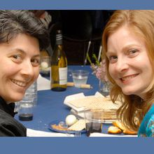 First Night Community Seder