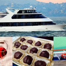 Chocolate & Wine CRUISE on San Francisco Bay: Ninth Edition