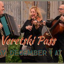 Veretski Pass: Music from the Carpathian Bow