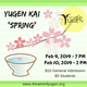 "Yugen Kai ""Spring"" - Two Japanese Comedies"