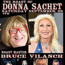 THE ROAST OF DONNA