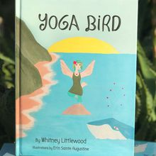 Children's Author Talk and Family Yoga featuring Yoga Bird
