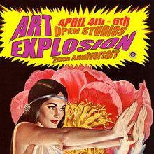 Art Explosion Spring Open Studios