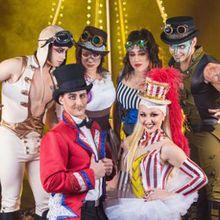 Circus Vargas presents Steam Cirque
