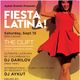 Fiesta Latina! / CLIFT Hotel / Sept 15