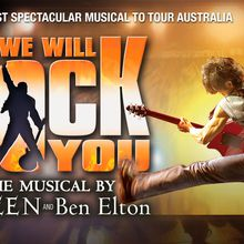 We Will Rock You - The Queen Musical