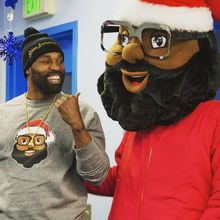 Black Santa's U Wish Workshop