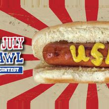 The San Francisco Fourth of July Pub Crawl & Hot Dog Eating Contest
