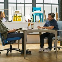Designing for Work: A conversation with Barber & Osgerby