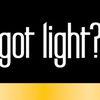 GOT LIGHT? image
