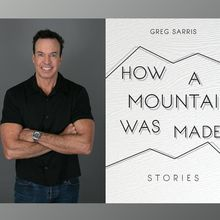 Greg Sarris, author of HOW A MOUNTAIN WAS MADE: STORIES (Heyday)