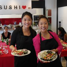 Learn from the Master Sushi Class