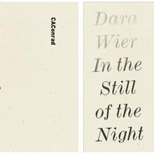 CAConrad & Dara Wier