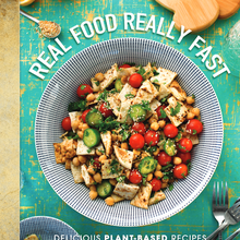 Real Food, Really Fast Official Book Release Party