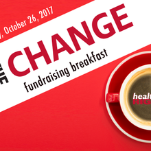 Be The Change Fundraising Breakfast