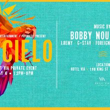 Via Cielo | A Rooftop at Via Private Event | Sunday, May 6th