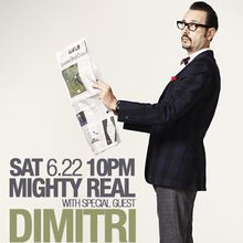 Mighty Real: Dimitri From Paris, David Harness