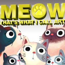 Meow That's What I Call Art! Vol. 1 - Second Caturday