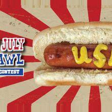 The San Francisco Fourth of July Pub Crawl & Hot Dog Eating Contest