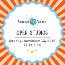 Open Studios at Sanchez Art Center