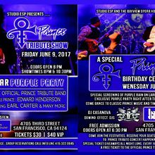 The Offifical Prince Allstar Purple Party And Tribute Concert