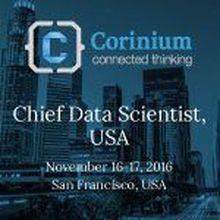 Chief Data Scientist Forum USA 2016