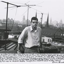 Beat Memories: The Photographs of Allen Ginsberg