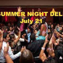 Midsummer NIght Delight Singles Dance Party