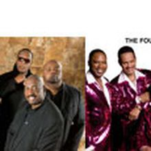 The Temptations and the Four Tops