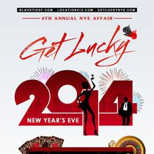 Get Lucky NYE 2014