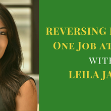 Reducing Poverty One Job at a Time, with Leila Janah