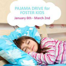 Sleep Train's Pajama Drive for Foster Kids