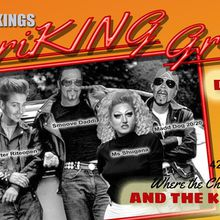 AmeriKING Graffiti - One of the Best, Sexiest Drag King Shows in SF!