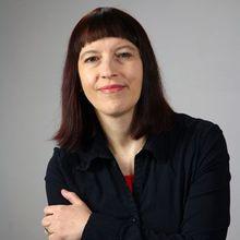 Macedonian Author Lidija Dimkovska at Diesel, a Bookstore