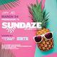 Sundaze Day Party Pre-Season #3