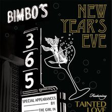 New Year's Eve at Bimbo's 365 Club with Tainted Love